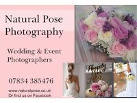 Wedding & Event Photographer - Husband & Wife Team based in Kent