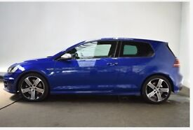 VW Golf R Mk7 APR Stage 1 incl APR Carbonio Intake Kit. Upgraded sound incl 6 channel Amplifer & sub