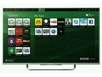 """SONY 42""""smart ANDROID wifi tv HD freeview freesat Fully hd 1080p ultra slim top model new tv"""