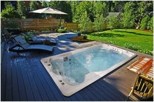 Up to $10 000 off on Jacuzzi ALL SEASON POOLS in Oakville
