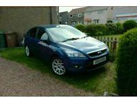 Ford focus tdci 09