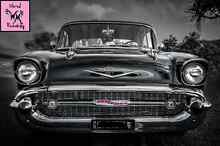57 Chevrolet 4 Door - Wicked Rockabilly Clear Island Waters Gold Coast City Preview