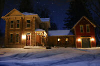Elora Victorian House for Rent
