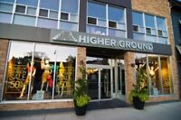 Full and Part Time Sale Associates - Higher Ground