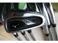 Mizuno JPX 800 Pro Irons 4-pw reg xp shaft.