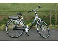 Gazelle electric bicycle DUTCH BIKE *great engine* Orange innergy plus HYBRID