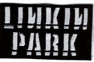 LINKIN PARK EMBROIDERED PATCH !