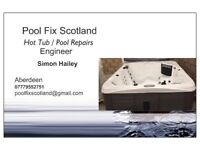 Hot Tub and Swimming pool Services