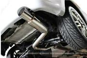 Scion TC Greddy Exhaust