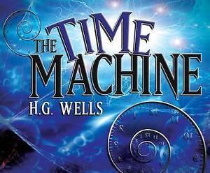 The Time Machine 9781520015286 CD-AUDIO