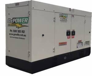 30kVA Silenced Diesel Generator - NEW - Genelite Salisbury Brisbane South West Preview