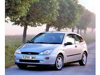 BRAKING Ford Focus's 99-04 Petrol-diesel correct number now