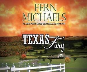 Texas Fury 9781520007908 CD-AUDIO