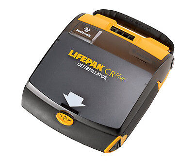 Physio-control Lifepak Cr Plus Fully Automatic Aed With 360joules