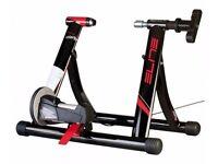 Elite indoor bike trainer