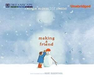Making a Friend by McGhee, Alison 9781633794955 CD-AUDIO