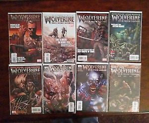Old Man Logan - Wolverine #66-72 + Giant-Size #1