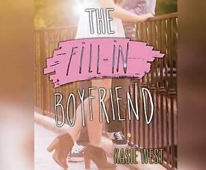 The Fill-In Boyfriend by West, Kasie 9781682622247 CD-AUDIO