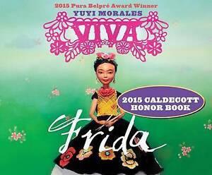 Viva Frida by Morales, Yuyi