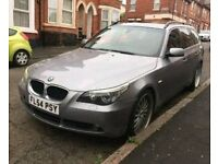 Bmw 530d touring estate panroof