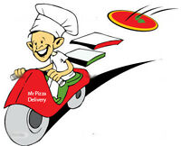 Pizza delivery/driver