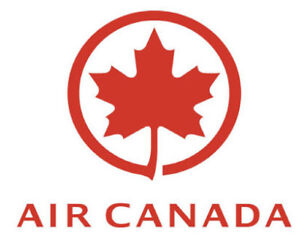 Air Canada 25% off discount code (up to 4 tickets)