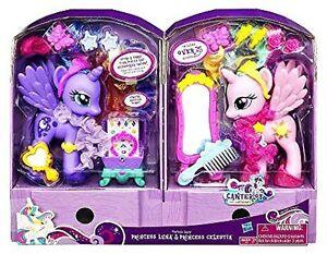 My Little Pony Fashion Style Princess Luna & Princess Celestia