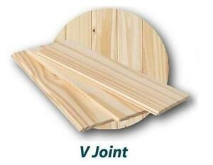 1x6 KNOTTY  PINE V JOINT Kawartha Lakes Peterborough Area image 2