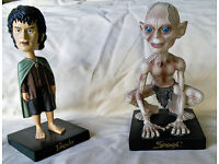 Lord of the Rings (Smeagol and Frodo) Headknocker Figures