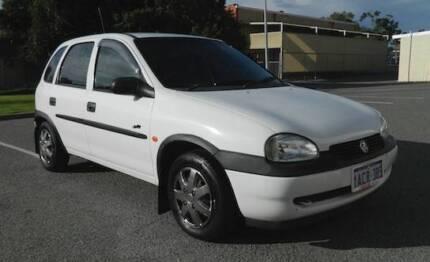 '97 Holden Barina Hatch under $2k!