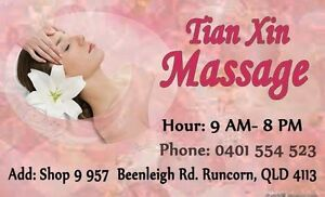 A massage which can make you feel better! Runcorn Brisbane South West Preview
