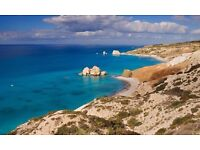3 return tickets, London- Paphos (Cyprus), 26 Dec- 6 Jan