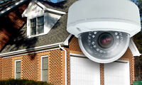 CCTV,Security & Alarm systems installation,home,commercial