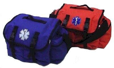 New Fully Stocked Large Pro-ii Trauma Bag First Aid Kit