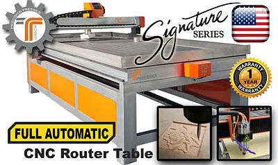 New Cjrtec Full Automatic Cnc Router Table