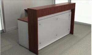 Reception Desk - Brand New - Call for pricing on layouts