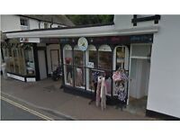 Attractive Ladies Fashion Boutique in Dawlish