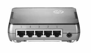 HP 1405-5G Switch (J9792A) Kitchener / Waterloo Kitchener Area image 2