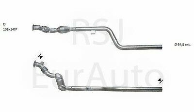 Approved Diesel Exhaust Catalytic Converter
