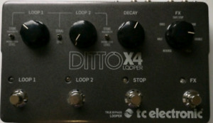Ditto X4 Looper