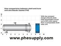Gasket Plate Heat Exchanger-phesupply