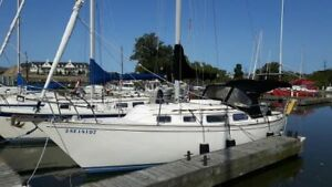 Beautiful Sabre 28 Sailboat for sale