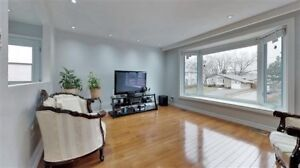 Totally Renovated Semi Detached Brick Bungalow