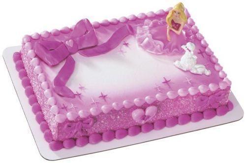 Barbie Cake Topper Ebay