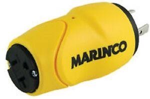 Boat Marine Shore Power Adapters Shorepower Cord Straight Adapter Marinco S3015