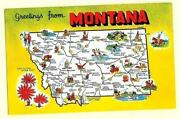 State Map Postcards