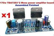 Amplifier Board Mono