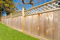 Residential decks, fences, and much more