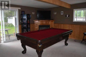4 month old pool table