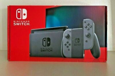 🔥 Nintendo Switch Console Gray Joy‑Con 32GB (Newest Version 2020) Brand New 🔥